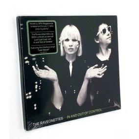 Cd The Raveonettes In And Out Of Control 2009 Eua Lacrado