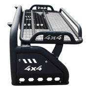 Roll Bar Canastilla 4x4 Np300/ Ranger/ Hilux/ Tacoma