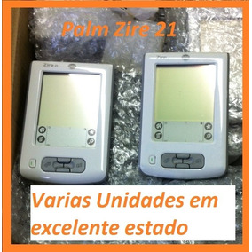 5 Equipamentos Palm Zire 21 S/ Acessorios (cod.224)
