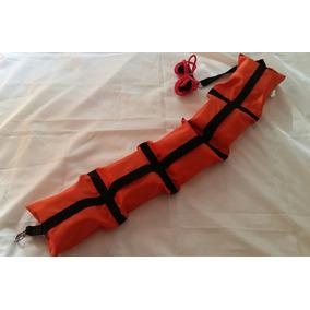Flutuador Salva-vidas Cinto De Flutuaçao De Gomo