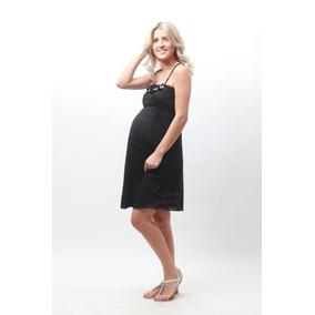 Vestido Corto Para Embarazada - Diseño Urbano (tienda Ofic)