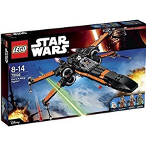 Juguete Lego Star Wars X-wing Set Con El Cartel
