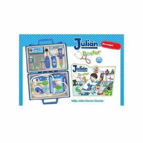 Planeta Bb Julian Doctor Valija Grande C/sonido Y Luz