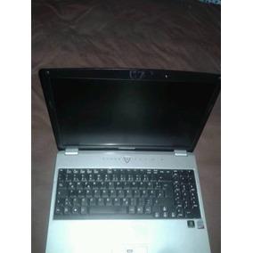 Notebook Medion Wim2220 C/carregador, Bateria. C/ Defeito