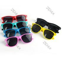 Lentes De Sol Niño Niña Infantil Sunglasses