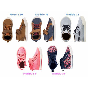 Zapatos Oshkosh Carters Disponibles En Tallas 20 A 30.