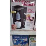 Cafetera Electrica Hamilton Beach 12 Tazas Modelo 47214