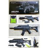Rifle De Airsoft Tipo P41 + 1000 Balines Gratis