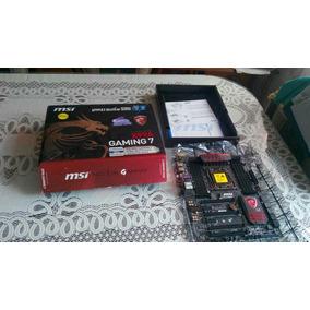 Msi X99 Gaming 7 V3. Nueva