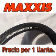 Llanta Maxxis Crossmark I I  27.5*2.25/ Talón Convencional.
