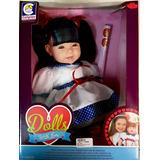 Boneca Dolls With Love Japonesa 2106 Cotiplás