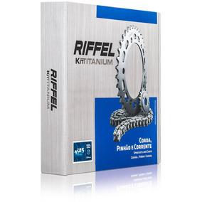 Kit Relação Cg 150 Titan Sport (05-) - C/ Corrente