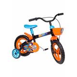 Bicicleta Menino Barata Aro 12 Garfield Bike 2901340