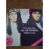 Milli Vanilli All Or Nothing ( The U. S. Remix Album)