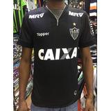 a24f3c5cf2 Terceira Camisa Atletico Mineiro - Futebol no Mercado Livre Brasil