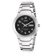 Casio General Hombres Relojes Metal Moda Mtp-1229d-1avdf -