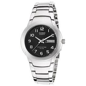 Casio General Hombres Relojes Metal Moda Mtp-1229d-1avdf ...