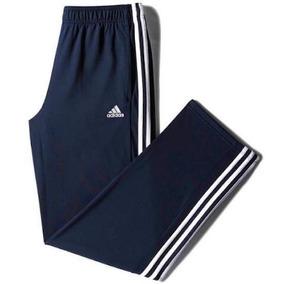 Calça adidas Marinho Abigo S90425 Masculina Com Bolsos
