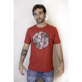 Camisa Camiseta Stonehead Flowers Nova Legítima Thug Nine