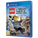 Lego City Undercover I Ps4 I Juga Con Tu Usuario I Todoplay