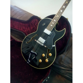 Guitarra Semi-acústica Tagima Jazz Custom 1750 Bk
