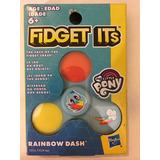 Fidget Its My Little Pony Rainbow Dash Fidget Spinner Hasbro