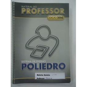 Química Livro 1 Material Do Professor Edição 2006 Poliedro