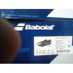 Zapatilla Babolat Jet All Court M Us 12.5