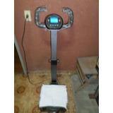 Plataforma Vibratória Bioshape Plate Fitness Fome