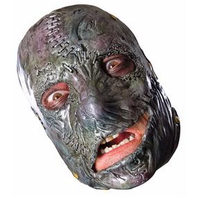 Slipknot Máscara Látex Corey Taylor # 8 Bravado Playera