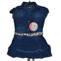 Vestido Nena 2016/7 Guimel Lazo Jean Little Treasure