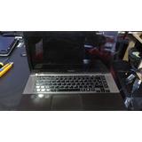 Ultrabook Toshiba U845w-sp4201sl En Desarme