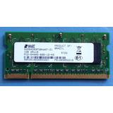 Memoria Smart Ddr2 1gb Pc2-6400 400mhz Notebook #688