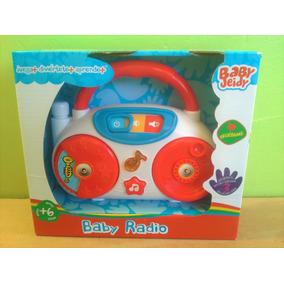 Radio Para Bebes Niños O Niñas Con Sonidos Baby Jeidy
