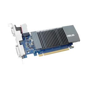Placa Asus Geforce Gt710 Pci-e 2.0 Ddr3 1gb 954mhz 32bit Low