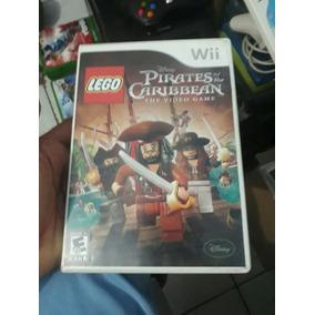 Lego Pirates Of The Caribbean Wii Nintendo Wii Campinas