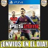Pes 2019 Ps4 Pes 19 Latino Playstation 4 Digital 1° 30% Off