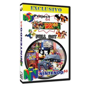 Super Pack Nintendo 64 : Todos Os Jogos + Emulador