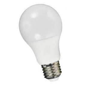Lâmpada Led 9w Bulbo Branco Frio E27 Bivolt Casa Comércio