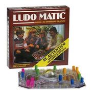 Ludomatic El Autentico Con Cubilete Automatico Original