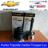 Punta De Tripoide Chevrolet Luv Caribe Trooper