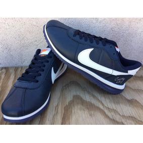 Tenis Nike Cortez Azul Envio Gratis. Estado De México · Tenis Cortez Azul  Envió Gratis