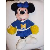 Walt Disney Minnie Mouse 14in Muñeca Peluche - Walt Disneyl