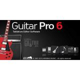 Guitar Pro V6 Para Aprender A Tocar Guitarra Con Tablatura