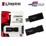 Pen Drive 8 Gb Kingston Dt100 Original Belgrano