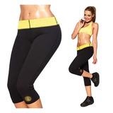 Calça Legging Modelador Queima Gordura Neoprene