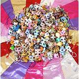 Juguete 2 Pet La Bolsa Lot ~ Hasbro Littlest Pet Shop * * L