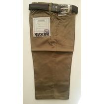 Pantalones Casual Dril Varias Marcas Tallas 1 Al 4 Y 2 Al 8