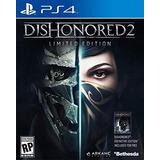 Dishonored 2 Ps4 En Manvicio Store!!!