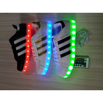 Adidas Superstar Led Con Luces